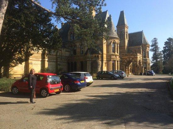 Oak Room @ Ettington Park: Ettington Manor House Hotel