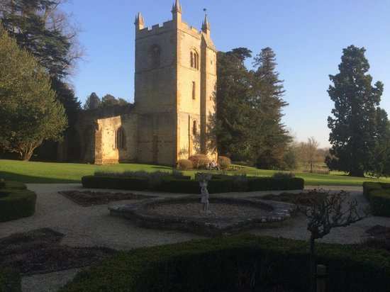 Oak Room @ Ettington Park: Ettington Chapel