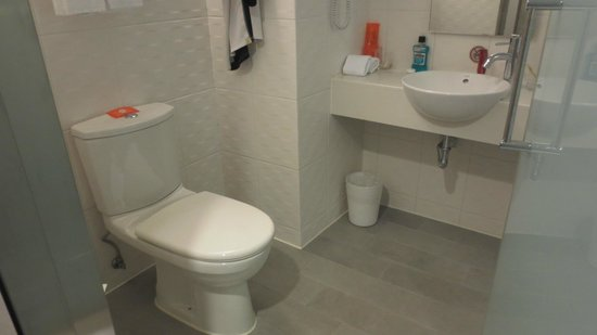 Holiday Inn Express Taichung Park: Bathroom