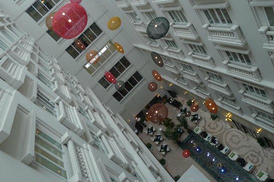 Hotel de l'Opera Hanoi: Zum Innenraum