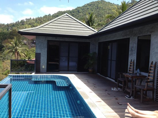 "Koh Tao Heights Pool Villas: Poolvilla ""Oasis"""