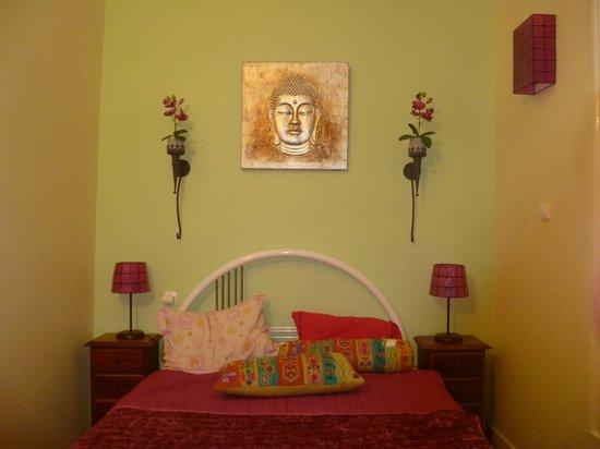 Pensao Royal : Room