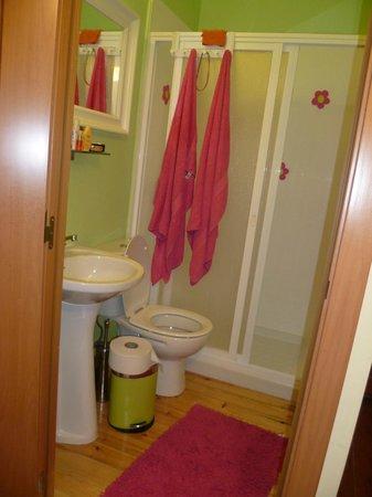 Pensao Royal : Bathroom