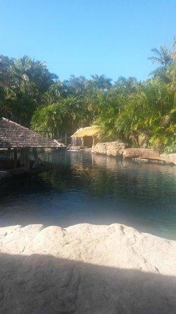 BreakFree Aanuka Beach Resort: one of many pools