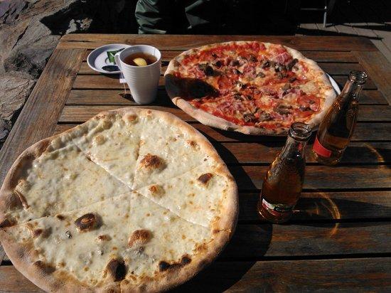Prague Zoo: пицца