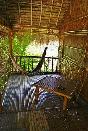 Forra Bamboo Resort: bungalow
