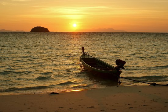 Forra Dive Resort - Sunrise Beach: vue depuis le restaurant