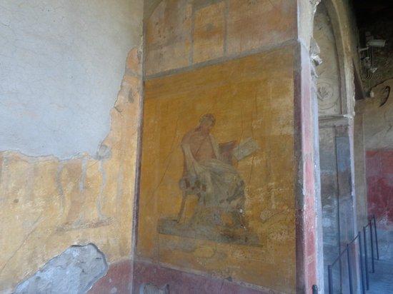 Casa degli Amorini Dorati : Gilded Cupids