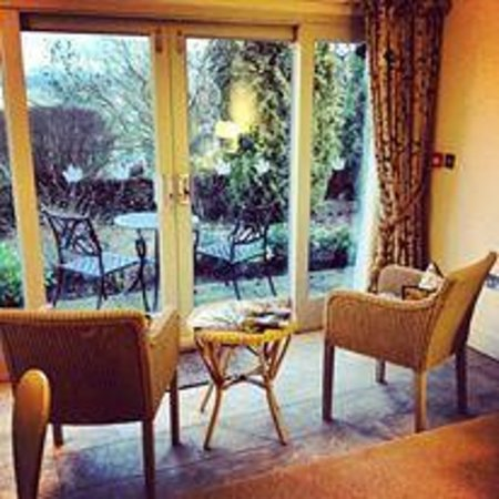 The Angel Inn: Garden Suite