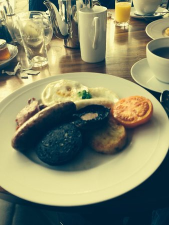The Chelsea Harbour Hotel: English breakfast £23.50
