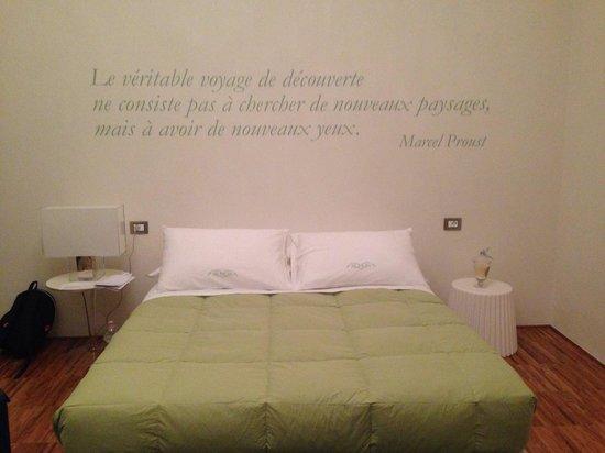 Rosso di Sera Relais Tuscany: Green room