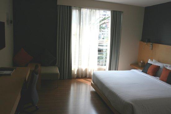 Hotel Solo Sukhumvit 2: dl room