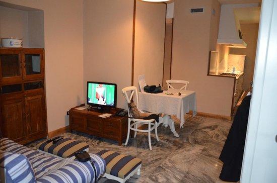 Villa Magnolia Relais: Room