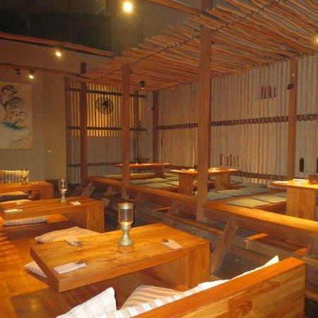 Khaima Restaurant : Groups seating area