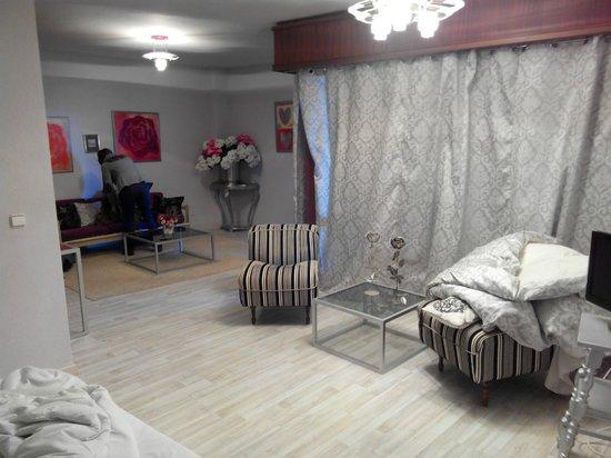 Hotel Vejo: Habitación