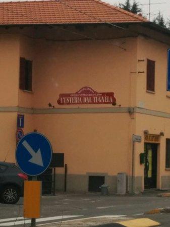 Gallarate, Italie : Osteria dal tugnela