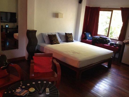 la Cigale: Schlafzimmer