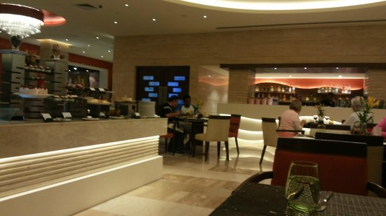 The Suryaa : Essence Resturant
