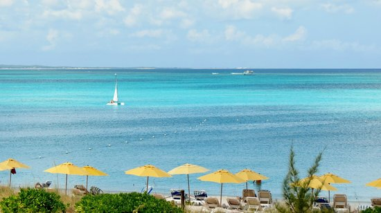 Alexandra Resort: 1BR Suite (Oceanview) - view from balcony