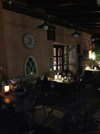 Ristorante La Cantina : ingresso esterno