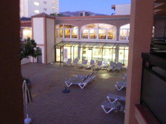 ClubHotel Riu Costa del Sol : Piscine couverte