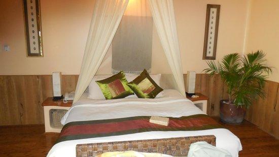 Mia Resort Mui Ne : Inside Deluxe Garden Bungalow