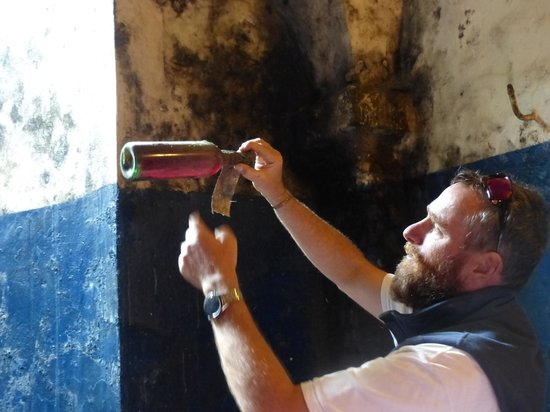 We Like Tuscany : Check out how old this wine is