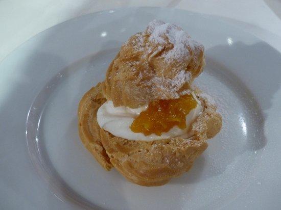We Like Tuscany : Best desert ever tried!