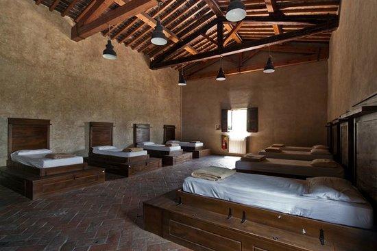 Bigallo Hostel: Camerata