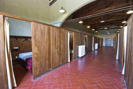 Bigallo Hostel: Alcove