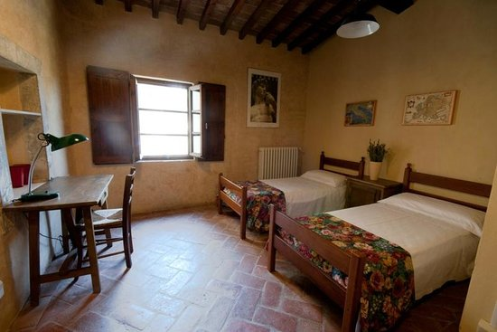 Bigallo Hostel: Camera privata