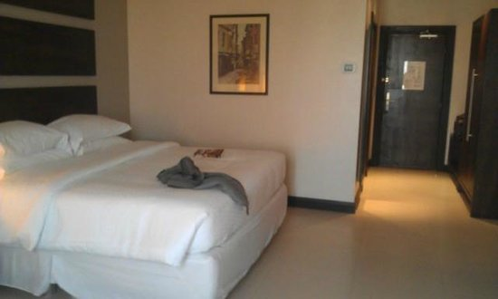 Four Points by Sheraton Lagos: The bed
