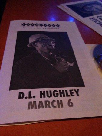 Caroline's Comedy Club: DL HUGHLEY