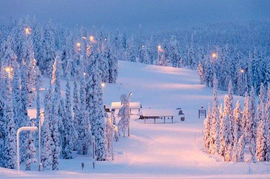 Ruka ski slopes - Picture of Ruka, Lapland - TripAdvisor