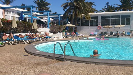 Apartamentos Jable Bermudas: Pool