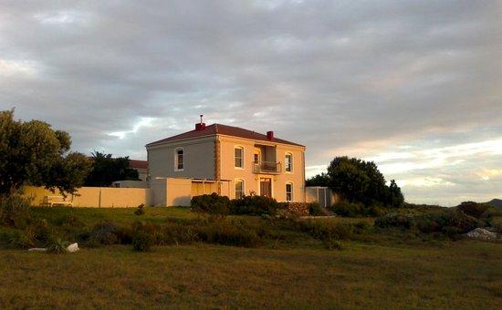 Farm 215 Nature Retreat & Fynbos Reserve: Farm 215 Homestead
