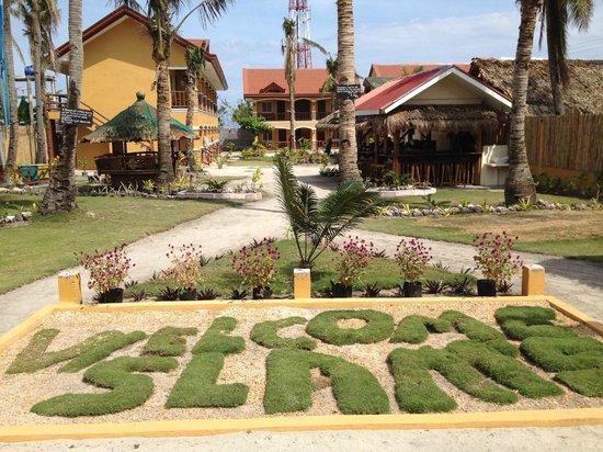 Slam's Garden Resort : garden