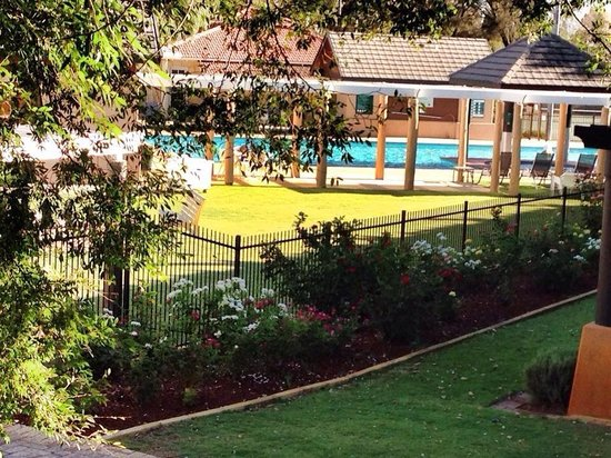 The Novotel Vines Resort Swan Valley: Some of of the lovely views from around the resort