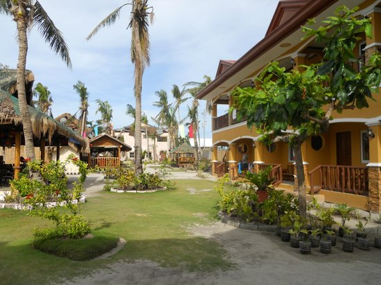 Slam's Garden Resort : garden
