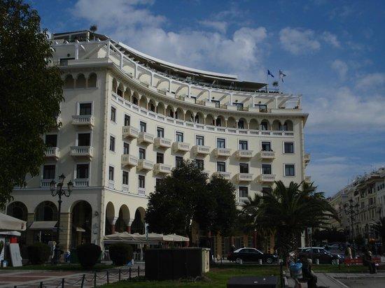 Electra Palace Thessaloniki: front