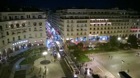 Electra Palace Thessaloniki : view