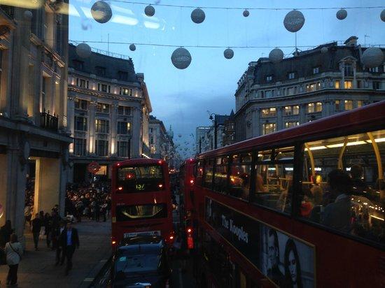 Oxford Street : Оксфорд Стрит
