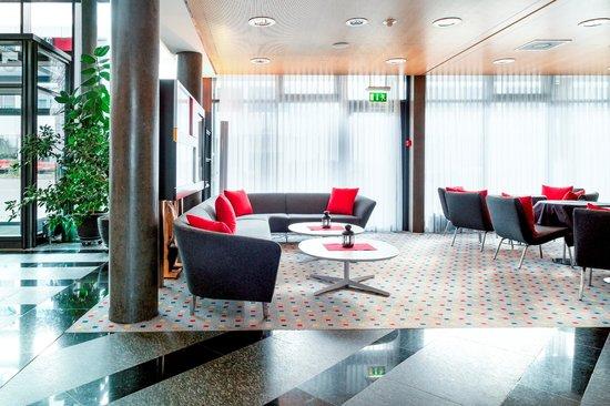 Hotel Allegra: Lobby