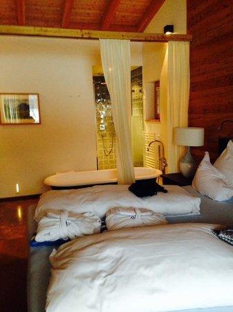 Seehotel Enzian: Schlafzimmer