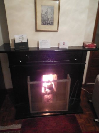 Windamere Hotel: every night a fresh fire