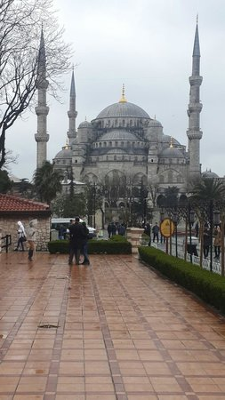 Historic Areas of Istanbul: Tros belle ville