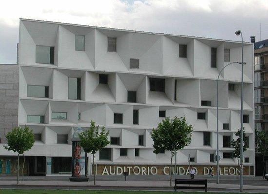 Auditorio Ciudad de Leon