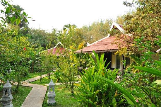 Sojourn Boutique Villas: Villas in the Garden