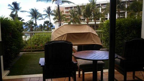 Grand Wailea - A Waldorf Astoria Resort: Patio