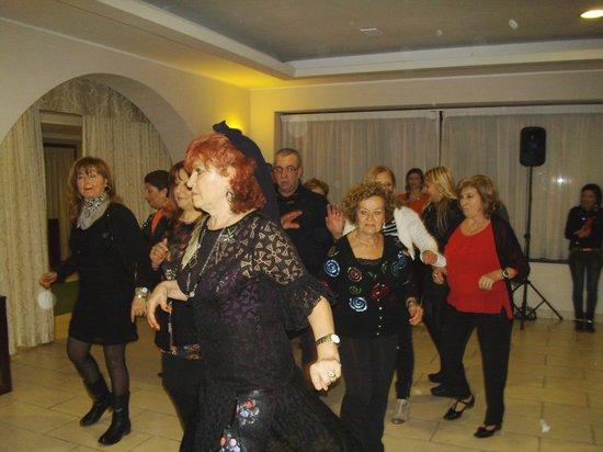 La Bonita: Serata di ballo
